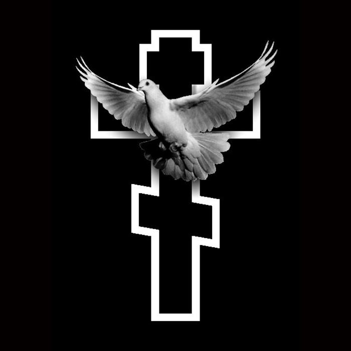 картинка голубь на кресте обстоятельства