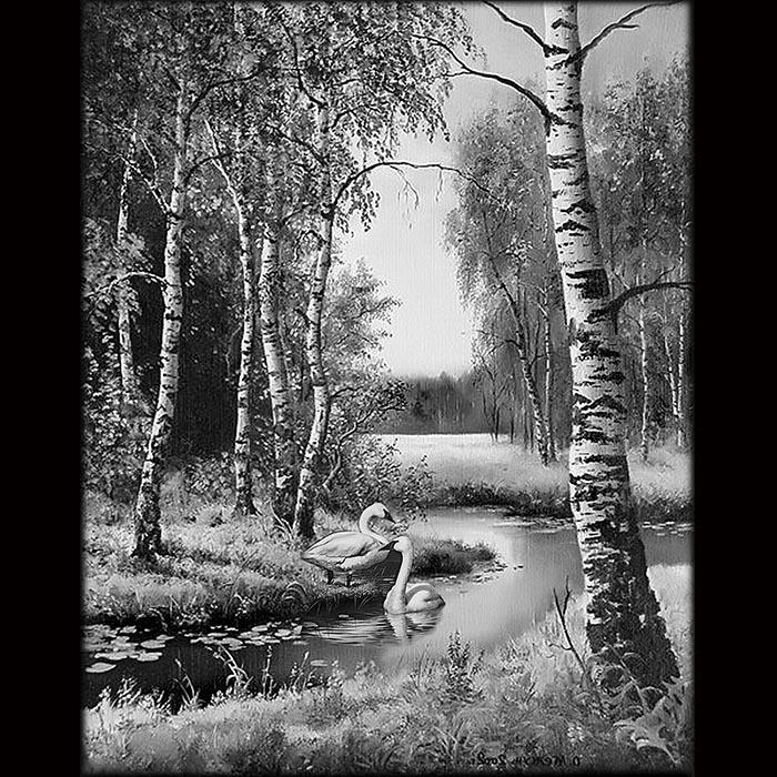 Пейзаж №6